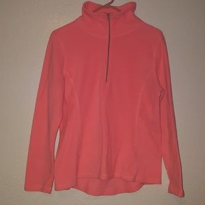 Hot Pink Pull Over Fleece by Old Navy